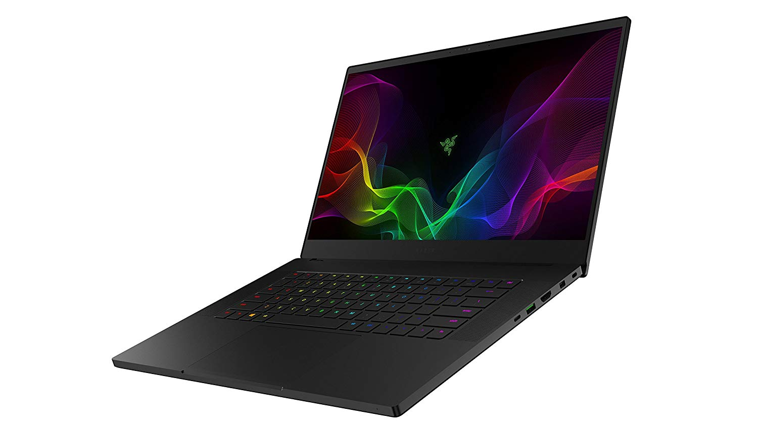 photo du pc portable gamer razer blade 15