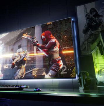 illustration qui montre un écran 4k de haute résolution
