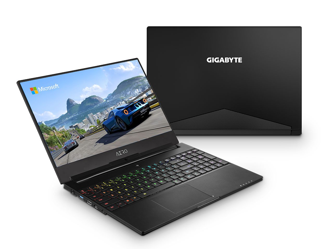 photo du pc portable gigabyte aero 15x v8