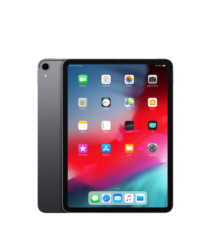 photo de la tablette ipad pro 11