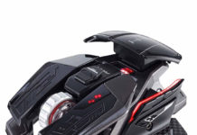 photo de la souris Mad Catz R.A.T Pro X3