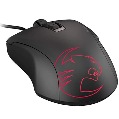 photo d'une souris bureautique Roccat pure