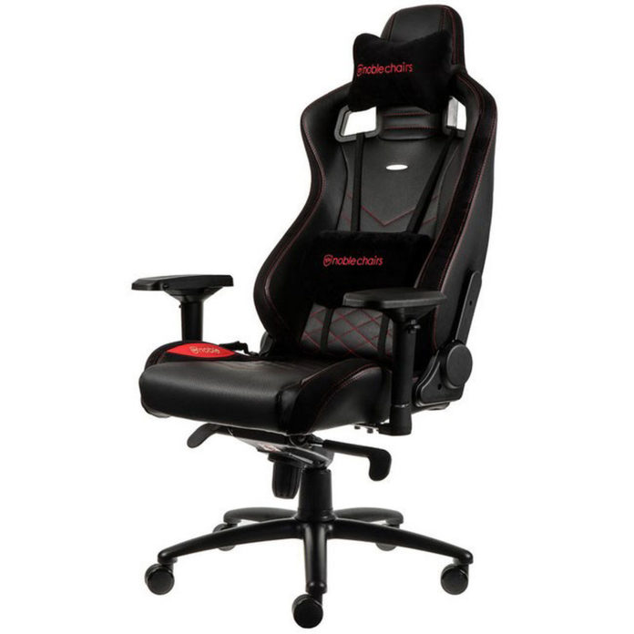 photo d'une chaise de gaming